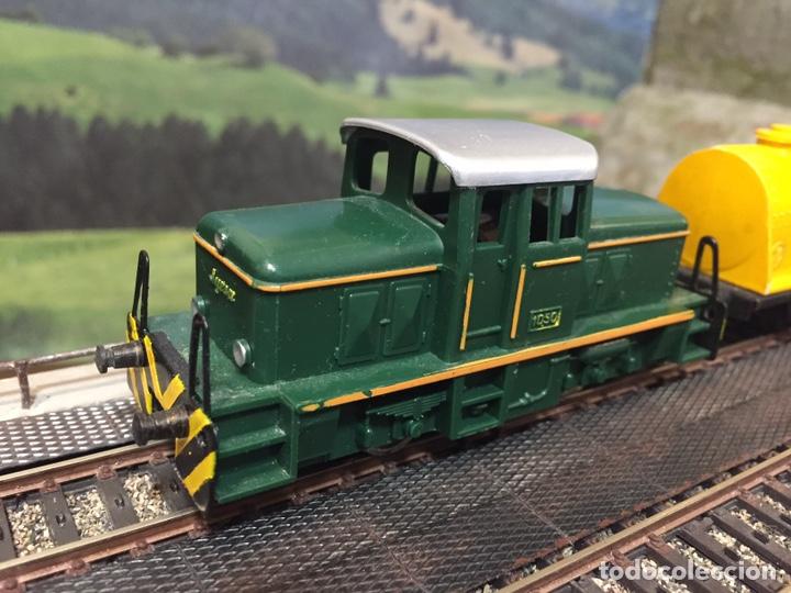 Trenes Escala: Jyesa tren mercancías, DC, como nuevo - Foto 3 - 256060735