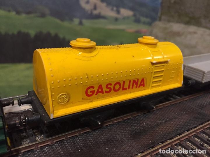 Trenes Escala: Jyesa tren mercancías, DC, como nuevo - Foto 4 - 256060735