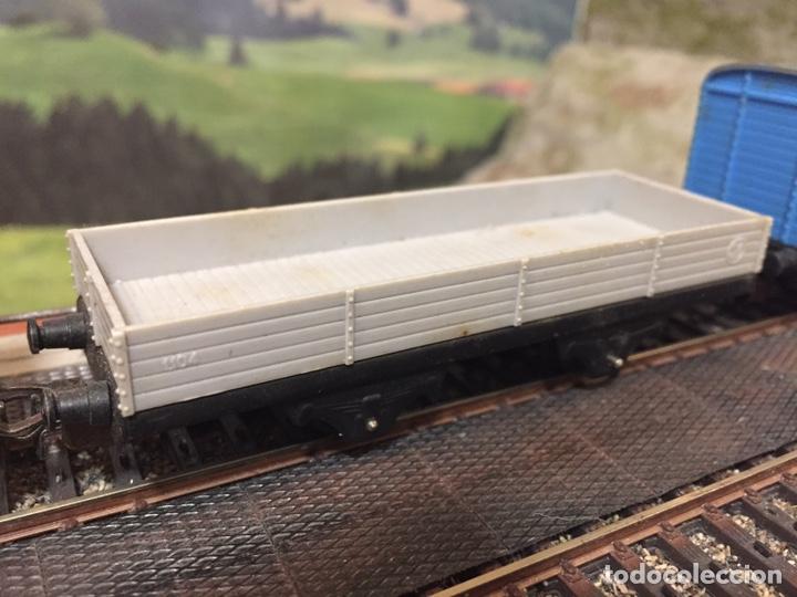 Trenes Escala: Jyesa tren mercancías, DC, como nuevo - Foto 5 - 256060735