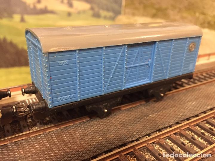 Trenes Escala: Jyesa tren mercancías, DC, como nuevo - Foto 6 - 256060735