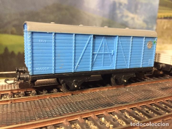 Trenes Escala: Jyesa tren mercancías, DC, como nuevo - Foto 7 - 256060735