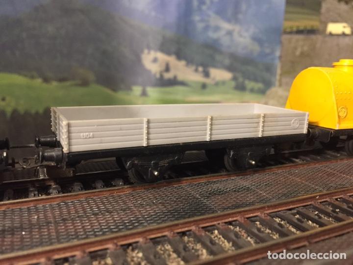 Trenes Escala: Jyesa tren mercancías, DC, como nuevo - Foto 8 - 256060735