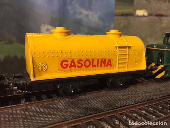 Trenes Escala: Jyesa tren mercancías, DC, como nuevo - Foto 9 - 256060735