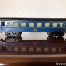 Treni in Scala: VAGÓN PAYA HO METALICO . COCHE CAMA. Lote 260362185
