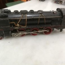 Trenes Escala: TREN LOCOMOTORA SANTA FE 1101 PRIMER MODELO 1932 - METAL - PAYA - 1932 - ESPAÑA. Lote 268729374