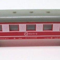 Trenes Escala: VAGÓN DE PASAJEROS DE RENFE (PAYÁ) H0. Lote 269307373