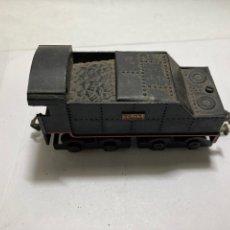 Trenes Escala: ANTIGUO TERNDER DE LOCOMOTORA MARCA PAYA 1401 ESCALA H0. Lote 269447148
