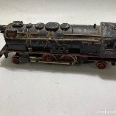 Trenes Escala: LOCOMOTORA DE TREN PAYA ANTIGUA MODELO 1401 ESCALA H0. Lote 269448073
