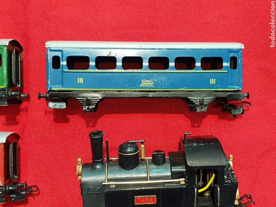 Trenes Escala: ANTIGUO TREN PAYA . PARA PIEZAS O REPARAR - Foto 4 - 272709763