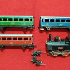 Trenes Escala: ANTIGUO TREN PAYA . PARA PIEZAS O REPARAR. Lote 272709763