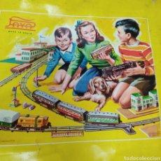 Trenes Escala: TREN PAYA FERROCARRIL MECANICO H0 (3684). Lote 273643028