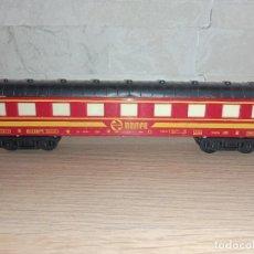 Trenes Escala: TREN VAGÓN DE PASAJEROS DE RENFE PAYÁ H0. Lote 283761353