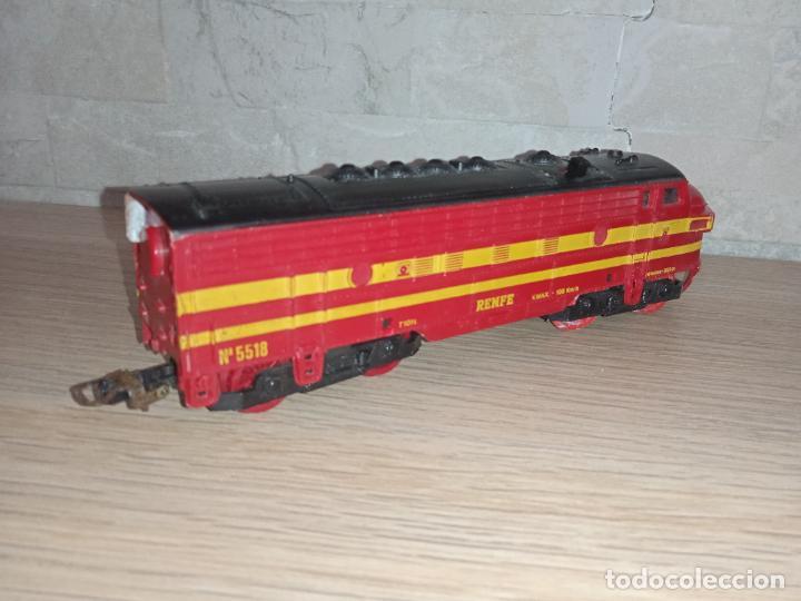 Trenes Escala: Tren locomotora Renfe Payá H0 - Foto 4 - 283761563