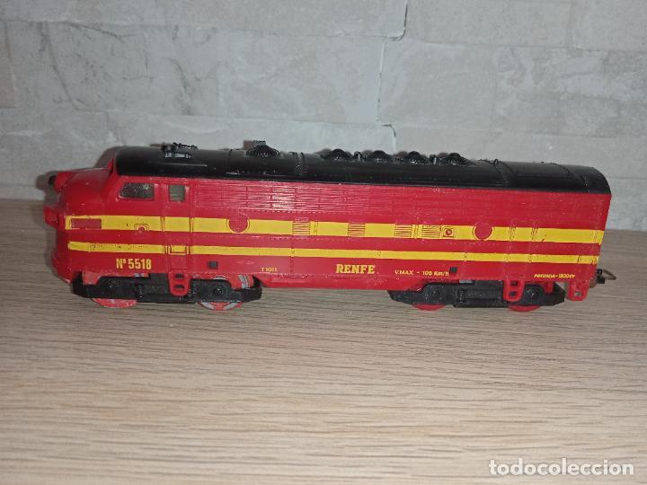 Trenes Escala: Tren locomotora Renfe Payá H0 - Foto 7 - 283761563
