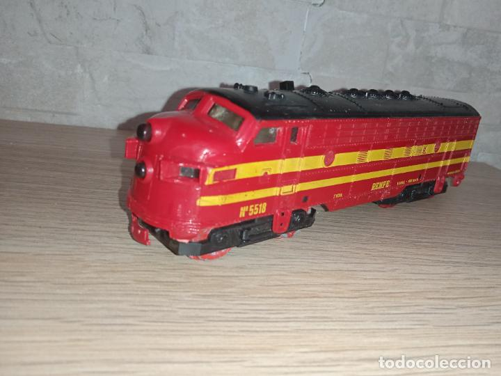 Trenes Escala: Tren locomotora Renfe Payá H0 - Foto 8 - 283761563