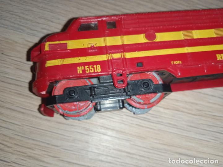 Trenes Escala: Tren locomotora Renfe Payá H0 - Foto 12 - 283761563