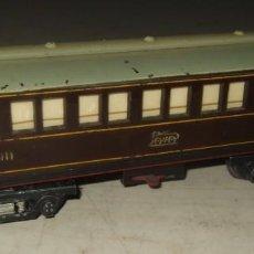 Trenes Escala: VAGON DE TREN DE PASAJEROS 1431 - PAYA. Lote 287457658