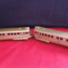 Trenes Escala: LOCOMOTORA Y VAGON PAYA SIN PROBAR. Lote 293780473