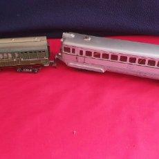 Trenes Escala: LOCOMOTORA Y VAGON PAYA SIN PROBAR. Lote 293780698