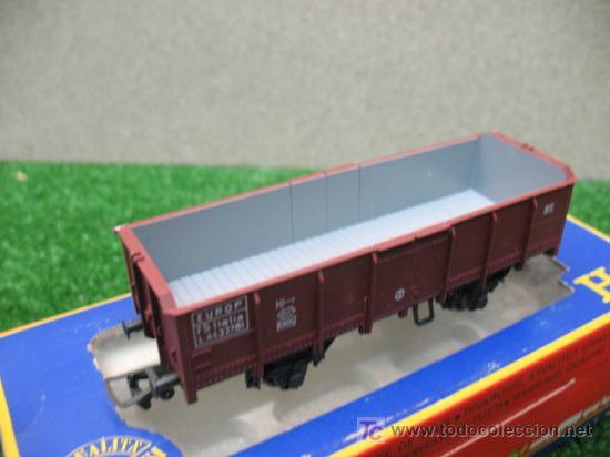 Trenes Escala: (RIVAROSSI) VAGON DE MERCANCIAS ABIERTO H0 - Foto 3 - 20900636