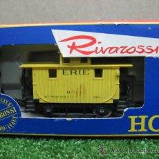 Trenes Escala: RIVAROSSI - CARRO MERCI 56 - ESCALA H0. Lote 23153842