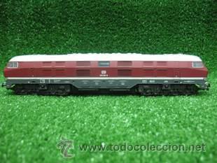 Trenes Escala: RIVAROSSI, HO, DE LA DB, DIESEL 232 001-8, REF: 1996 - Foto 2 - 24150366