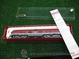 Trenes Escala: RIVAROSSI, HO, DE LA DB, DIESEL 232 001-8, REF: 1996 - Foto 5 - 24150366