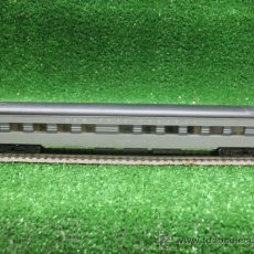 Trenes Escala: RIVAROSSI REF: 2709 -VAGON DE PASAJEROS NEW YORK CENTRAL- ESCALA H0-. Lote 25576432