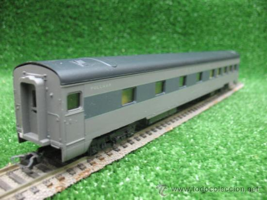 Trenes Escala: RIVAROSSI Ref:2642- VAGON DE PASAJEROS OVERLAND- ESCALA H0- - Foto 3 - 26060014
