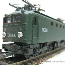 Trenes Escala - RIVAROSSI REF:45 - LOCOMOTORA ELECTRICA CORRINTE CONTINUA, CON LUZ DE LA S.N.C.F ESCALA HO. - 29738169