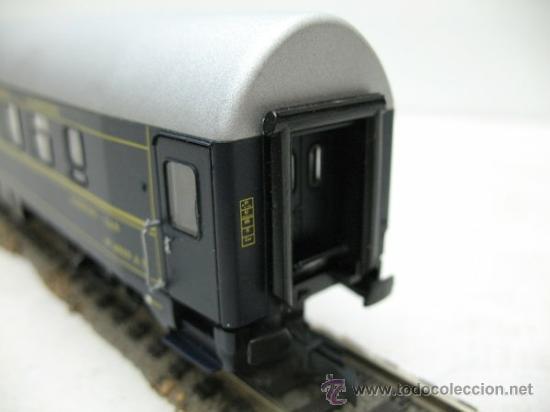 Trenes Escala: RIVAROSSI Rfe:2596 - VAGON DE VIAJEROS EUROPEENS EXPRESS -ESCALA H0- - Foto 5 - 191182281