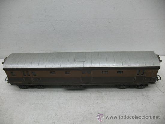 Trenes Escala: Rivarossi -Antiguo vagón de mercancías cerrado de la primera serie de Rivarossi FS 94362 -Escala H0 - Foto 3 - 34212595