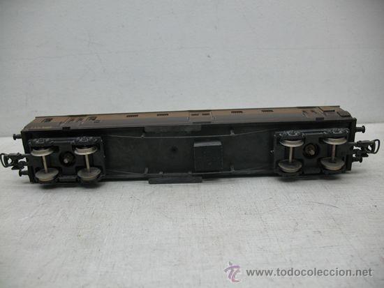 Trenes Escala: Rivarossi -Antiguo vagón de mercancías cerrado de la primera serie de Rivarossi FS 94362 -Escala H0 - Foto 7 - 34212595