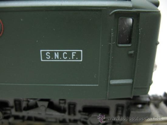 Trenes Escala: RIVAROSSI -LOCOMOTORA ELECTRICA BB-8178 DEL AS.N.C.F.-CORRIENTE CONTINUA-ESCALA H0- - Foto 4 - 34232374