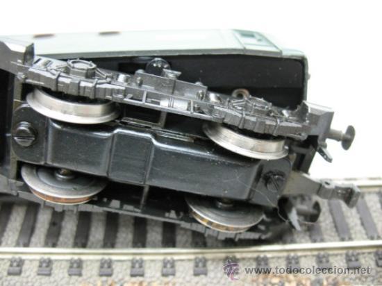 Trenes Escala: RIVAROSSI -LOCOMOTORA ELECTRICA BB-8178 DEL AS.N.C.F.-CORRIENTE CONTINUA-ESCALA H0- - Foto 6 - 34232374