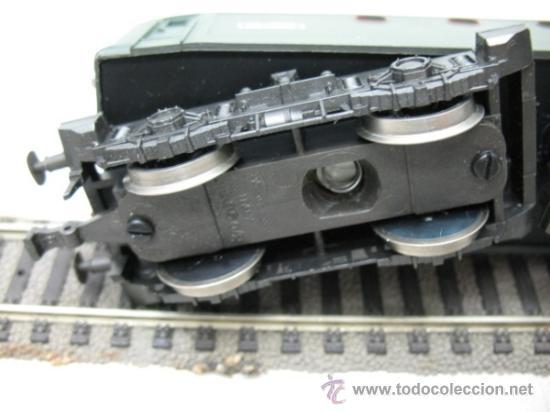 Trenes Escala: RIVAROSSI -LOCOMOTORA ELECTRICA BB-8178 DEL AS.N.C.F.-CORRIENTE CONTINUA-ESCALA H0- - Foto 7 - 34232374