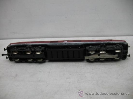 Trenes Escala: Rivarossi REF: 1099 - Locomotora diesel de la DB con corriente alterna - Escala H0 - Foto 5 - 34661338