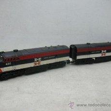Trenes Escala: RIVAROSSI LOCOMOTORA DIESEL NEW HAVEN 430 -DC-HO-. Lote 38203448
