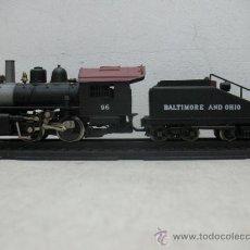Trenes Escala: RIVAROSSI 1225 LOCOMOTORA DE VAPOR-96 BALTIMORE AND AHIO- 0-4-0-C 16A -ESC HO -. Lote 38217884