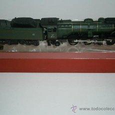 Trenes Escala: LOCOMOTORA A VAPOR PACIFIC, 2-3-1. E-22 DE LA SNCF, CHAPELON CALAIS, DE RIVAROSSI, HO, C.C.REF. 1341. Lote 38440859