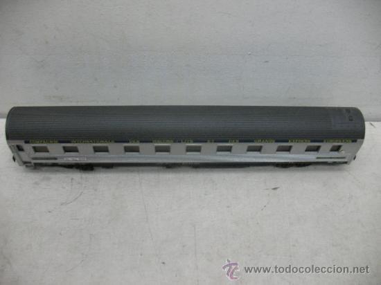 Trenes Escala: Rivarossi - Coche cama Lits Compagnie Internationale Des wagons - Escala H0 - Foto 3 - 39187315