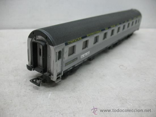Trenes Escala: Rivarossi - Coche cama Lits Compagnie Internationale Des wagons - Escala H0 - Foto 2 - 39187315
