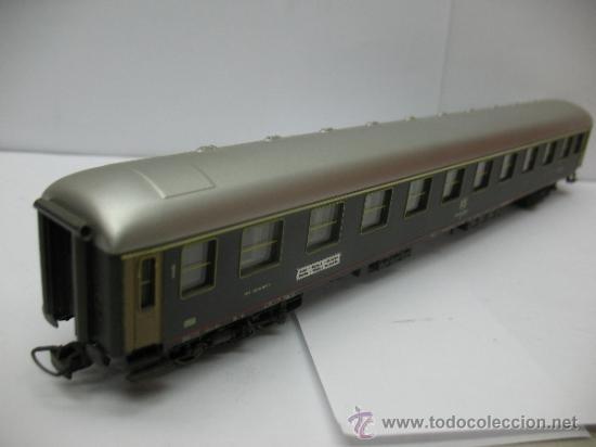 RIVAROSSI - COCHE DE PASAJEROS DE LA FS 508310-78001-2 - ESCALA H0 (Juguetes - Trenes a Escala H0 - Rivarossi H0)