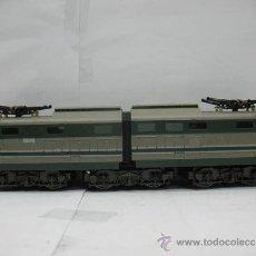 Trenes Escala: RIVAROSSI -LOCOMOTORA ELECTRICA FS E 646 027 HO,DC . Lote 39430449