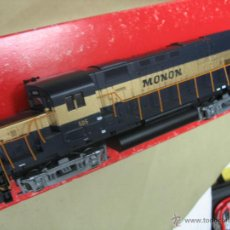Trenes Escala: LOCOMOTORA ALCO USA RIVAROSSI. Lote 39941223