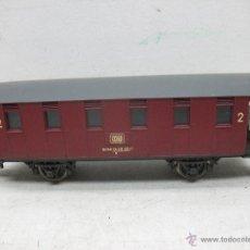 Trenes Escala: RIVAROSSI - COCHE DE PASAJEROS DE LA DB 50 80 24 - ESCALA H0. Lote 40628900