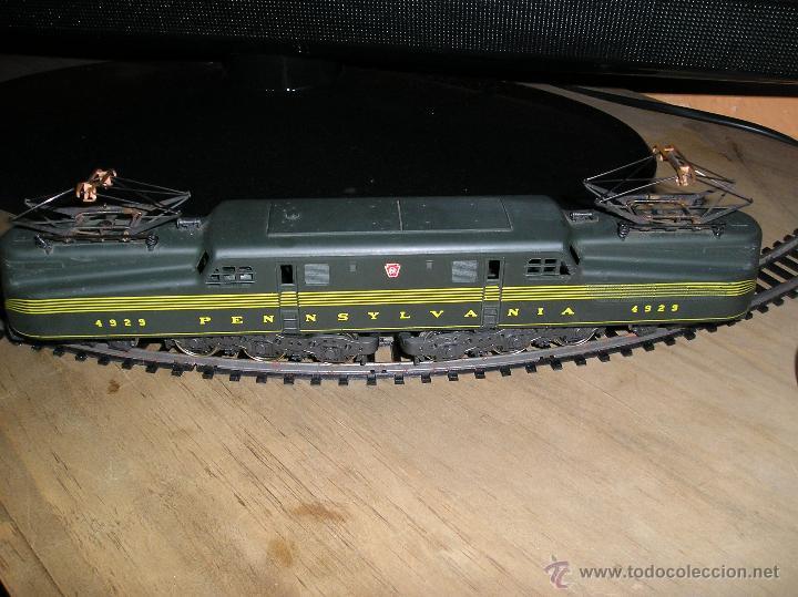 LOCOMOTORA RIVAROSSI 4929 (Juguetes - Trenes a Escala H0 - Rivarossi H0)
