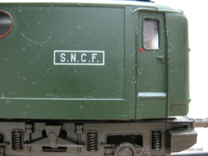 Trenes Escala: Rivarossi,Locomotora Electrica BB-8178 de la S.N.C.F - Escala Ho,Dc - Foto 3 - 44040034