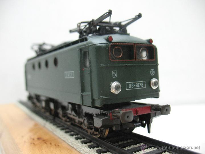 Trenes Escala: Rivarossi,Locomotora Electrica BB-8178 de la S.N.C.F - Escala Ho,Dc - Foto 7 - 44040034