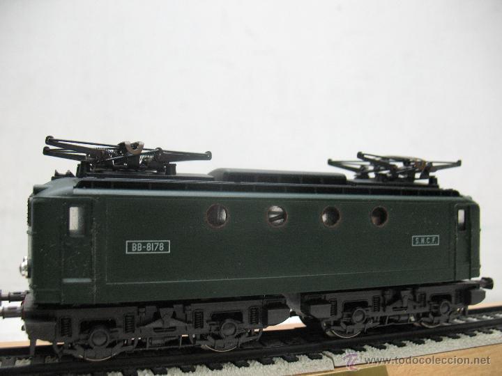 Trenes Escala: Rivarossi,Locomotora Electrica BB-8178 de la S.N.C.F - Escala Ho,Dc - Foto 8 - 44040034